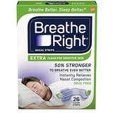 Breathe Right 鼻舒乐强效通鼻贴
