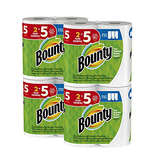Bounty Select-a-Size Paper Towels Huge Roll - 8 Count