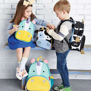 b3465cd3d Skip Hop Zoo Little Kid Backpack $15 was $20 25% OFF | iSaveToday