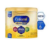 Enfamil NeuroPro Infant Formula 20.7 oz (Pack of 6)