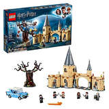 LEGO Harry Potter Hogwarts Whomping Willow Building Kit (753 Piece)