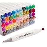Shuttle Art 50 Colors Dual Tip Art Markers