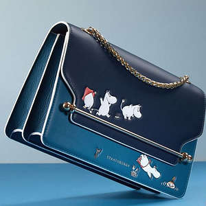 Strathberry X Moomin Limited Edition Collection