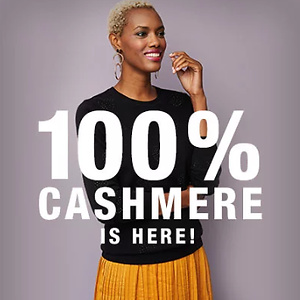 Neiman Marcus Last Call: 100% Cashmere Item up to 70% OFF + 15% OFF