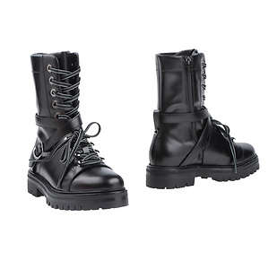 YOOX : Valentino Garavani ankle boot sale for $126