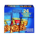 Planters Nut 24 Count - Variety Pack