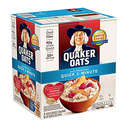 Quaker Quick 1-Minute Oatmeal 5lbs