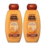 Garnier Hair Care Whole Blends Repairing Shampoo 2pk