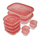 Rubbermaid TakeAlongs Food Storage Containers 20 Count