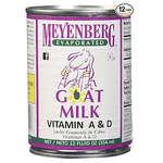 Meyenberg 全脂山羊奶粉(含维他命D)  12罐