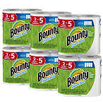 Bounty Paper Towels 12 Rolls