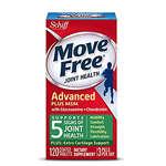 Amazon: Move Free 维骨力骨骼保健品 $11.43起