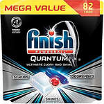 Finish Quantum Powerball 洗碗机专用清洁球 82个