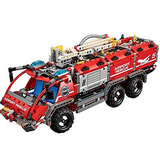 LEGO Technic Airport Rescue Vehicle 42068 Building Kit (1094 Piece)