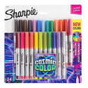 Sharpie 锐意 Cosmic Color 限量版超细防水褪色马克笔套装 24色