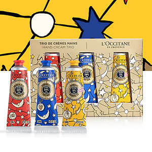 L'occitane: Holiday Gift Launched