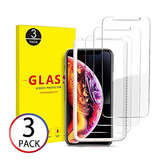 Compatible with iPhone Xs Max Screen Protector 2018 [3-Pack]