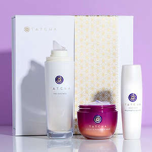 Tatcha: Choose 3 Complimentary Sample with Purchase