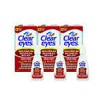Clear Eyes 3pks