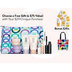 Clinique Free 10-pc Gift