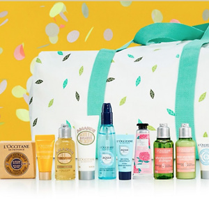 L'Occitane: Free 11-Piece Gift With $111 Purchase