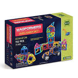 Magformers Challenger 112-pieces Set