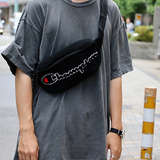 Champion Men's Prime Waist Bag, Granite Heather
