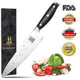 Allezola 7.5 Inch Professional Chef Knife