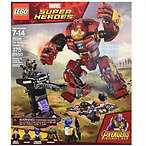 Hulkbuster Smash-Up 76104