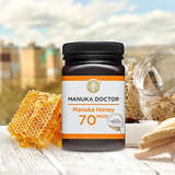 Manuka Doctor 70 MGO Active Mānuka Honey 1.1lb