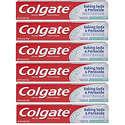 Colgate高露洁 苏打和过氧化物美白泡沫牙膏 6 oz/支-共6支