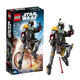 LEGO Star Wars: Return of the Jedi Boba Fett 75533 Building Kit (144 Piece)