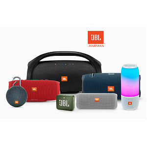 JBL New Year Sale: Up to 60% OFF Wireless Speakers, Headphones and More