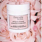 Cleansing Volumizing Paste with Pure Rassoul Clay and Rose Extracts