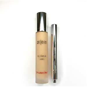 Zelens The Signature Foundation And Concealer Set