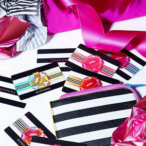 Sephora: Buy More Get More, Receive Up to 5 Free Gifts with Purchase