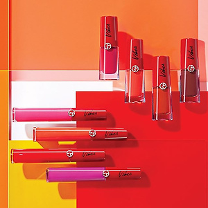 Giorgio Armani Beauty: 10% off with Top 10 coveted icons 2019+ free full size lipstick