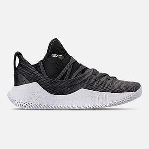 Under Armour Curry 5 Basketball Big Kids' Shoes