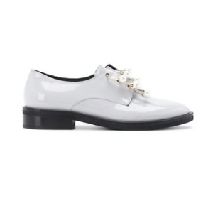 COLIAC Anello embellished derby shoes