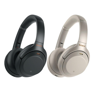 Sony WH-1000XM3 Wireless Noise Canceling Over-the-Ear Headphones