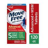Move Free 维骨力MSM 款 绿瓶 120粒
