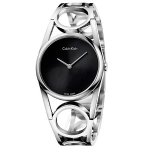 CALVIN KLEIN Round  Women's Watch