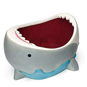 ThinkGeek Shark Attack Bowl