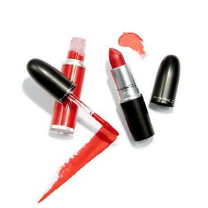 MAC Matte Lipstick in Chili