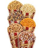 Popcornopolis: 购买4个组合爆米花桶 2个免费