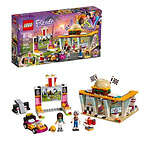 LEGO Friends Drifting Diner 41349 Building Set (345 Pieces)