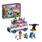 LEGO Friends Olivia's Mission Vehicle 41333 (223 Pieces)