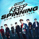 "Got7 ""KEEP SPINNING"" 北美巡演6月开唱"