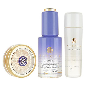 TATCHA Nourishing Gold Camellia Beauty Collection