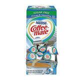 雀巢咖啡 法式香草味 咖啡奶精 50粒
